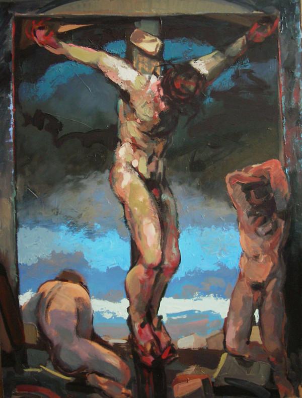 naked-jesus-crucifixion