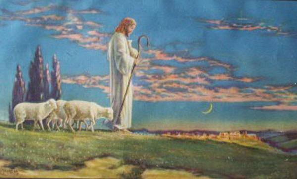 the good shepherd sacred art meditations