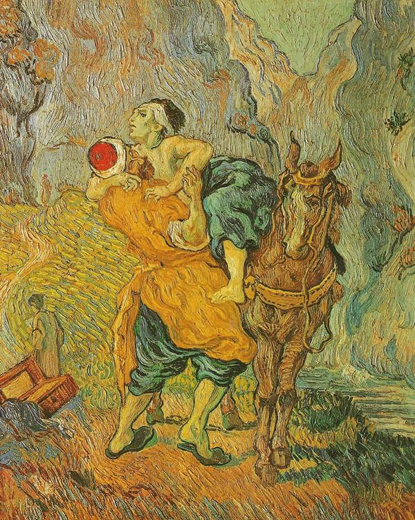 Eugene Delacroix Sacred Art Meditations